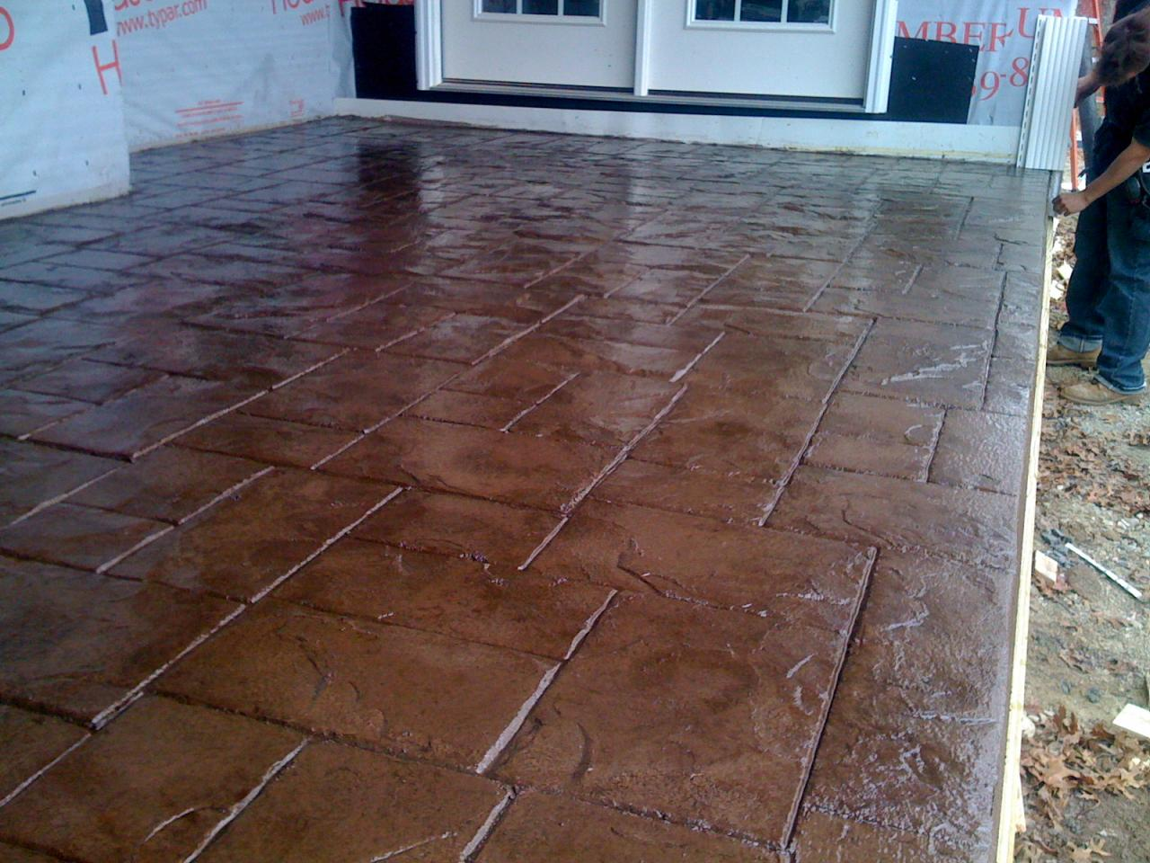Artistic Stamped Concrete of Rhode Island - Resealing & Maintenance ...