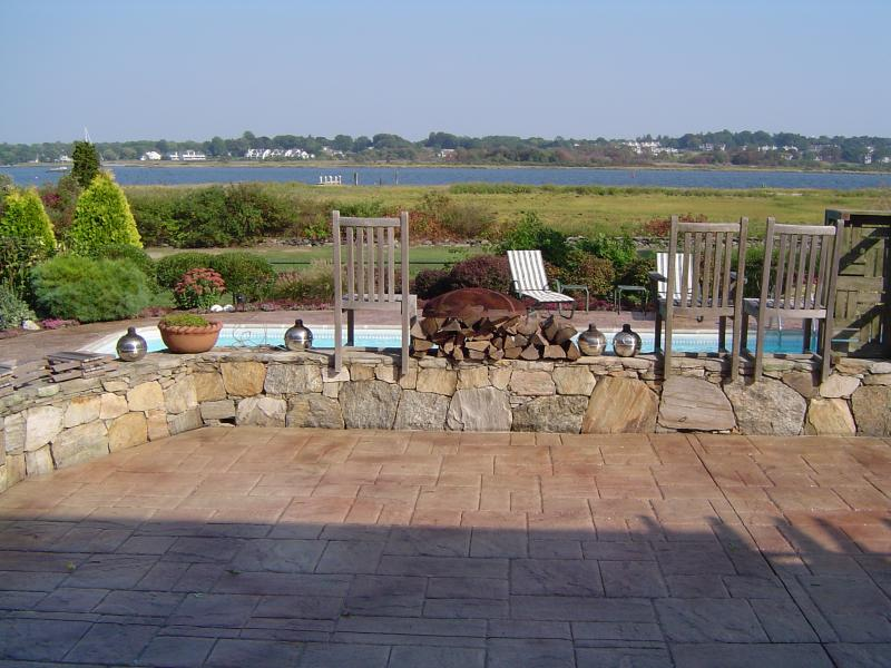 Artistic stamped concrete of rhode island artistic for Affordable pools ri