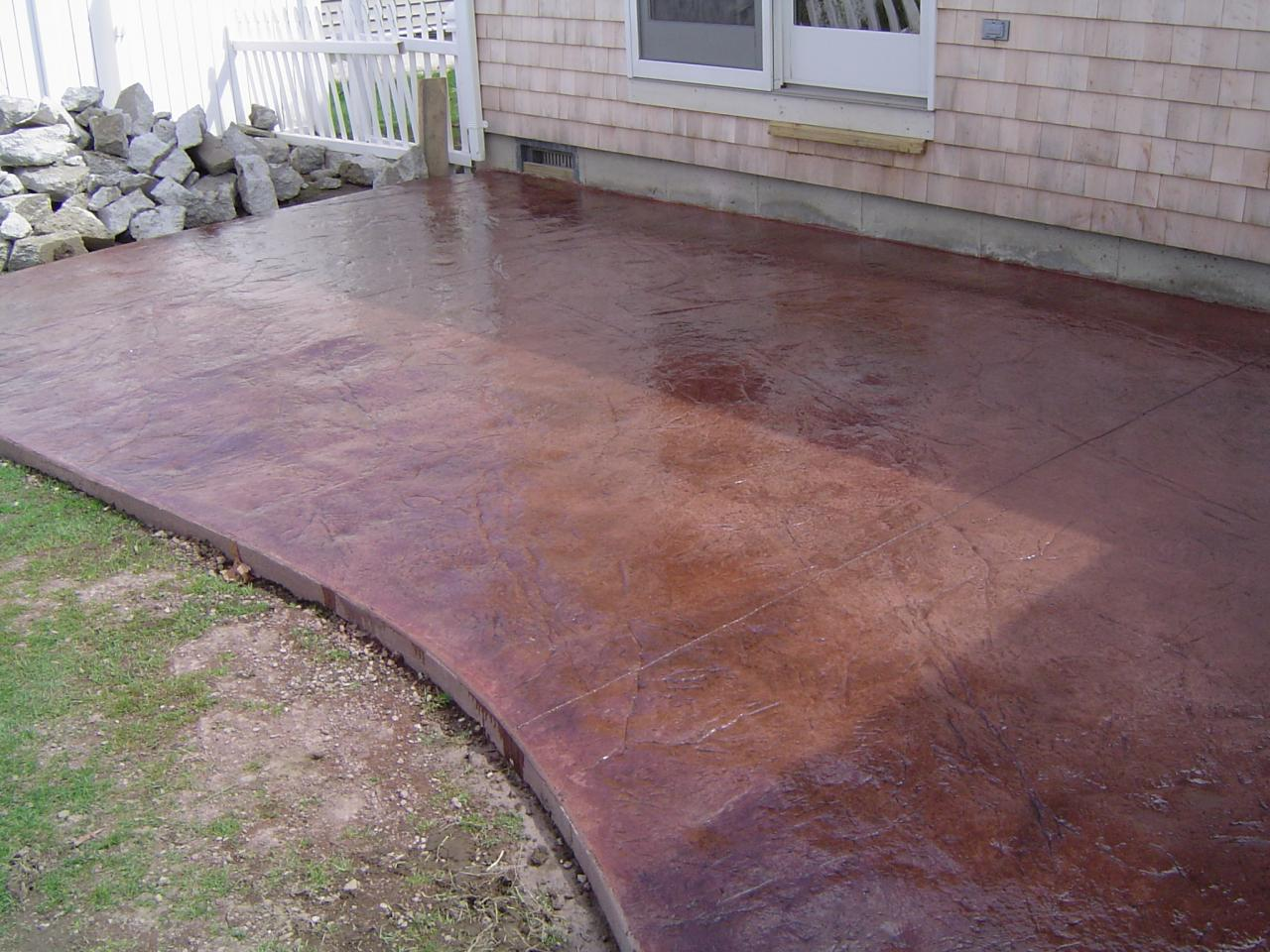 artistic stamped concrete of rhode island atios stamped concrete