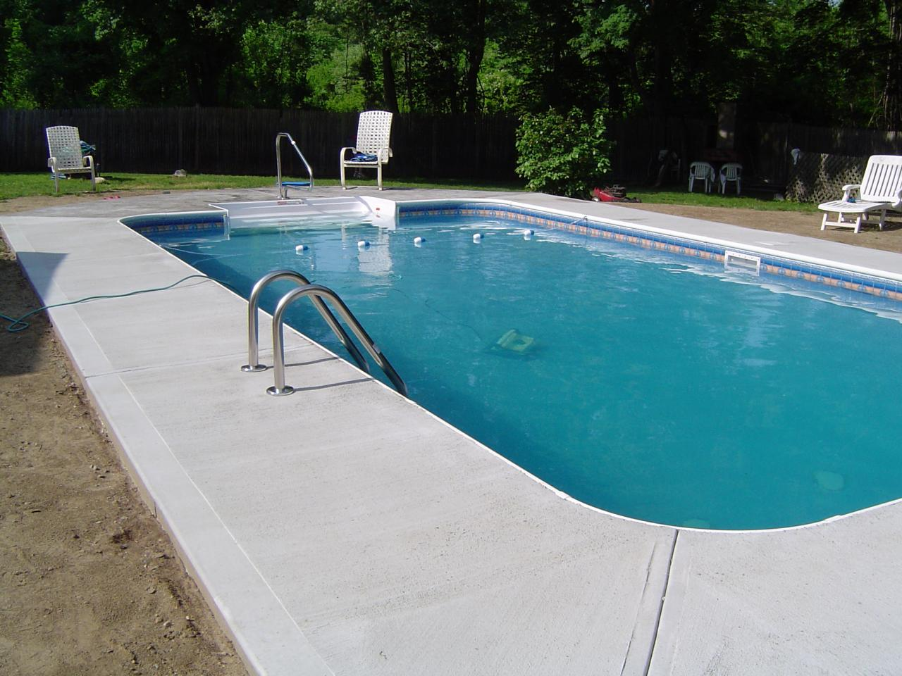 Cheap Pavers Pool Deck Artistic Stamped Concrete Of Rhode Island  Stamped Concrete Pool